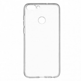 Funda Silicona Simple Transparente Huawei P Smart