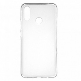 Funda Silicona Simple Transparente Huawei P Smart Plus