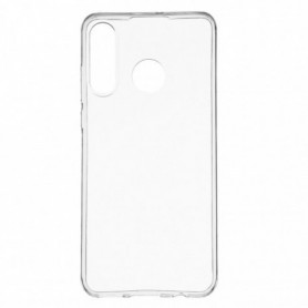 Funda Silicona Simple Transparente Huawei P30 Lite
