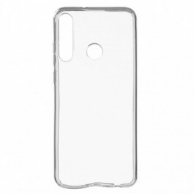 Funda Silicona Simple Transparente Huawei Y6p