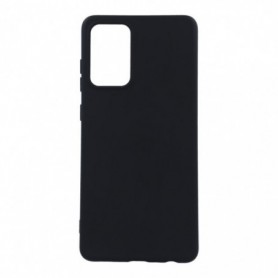 Funda Silicona Dura Negro Galaxy Note 20 Ultra