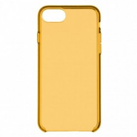 Funda Silicona Simple Dorado iPhone SE | iPhone 8 | iPhone 7