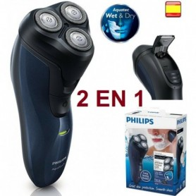 Electric Shaver Philips AQUATOUCH WET&DRY Rechargeable Battery