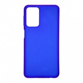 Funda Silicona Simple Azul Galaxy A32
