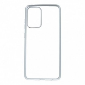 Funda Silicona Simple Transparente Galaxy A52