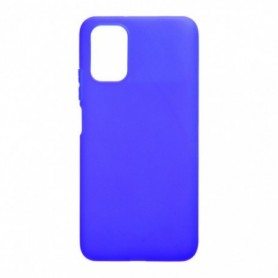 Funda Silicona Simple Azul Xiaomi Redmi 9T