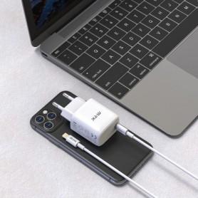 Cargador 18W con cable Lightning - USB C