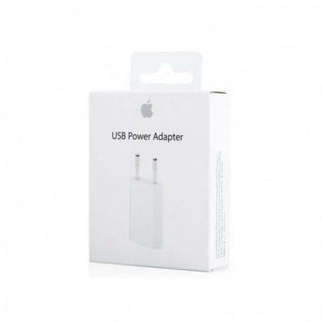 ADAPTADOR DE CORRIENTE APPLE USB PARA IPOD Y IPHONE