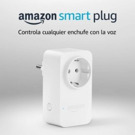 Amazon SMART PLUG enchufe inteligente Alexa