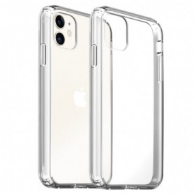 Apple iPhone 11 - Silicona Dura Transparente