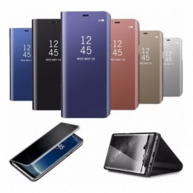 Samsung Galaxy Note 10 - Libro Metal Transparente