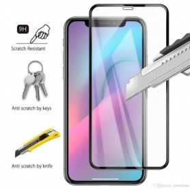 Huawei P40 Pro - Cristal Completo Negro