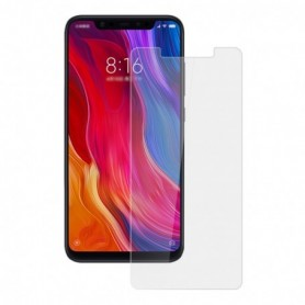 Xiaomi Note 9 - Cristal Simple Transparente