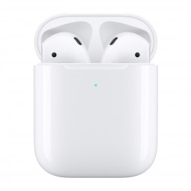 Apple AirPods 2 - con estuche de carga inalámbrica