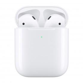 Apple AirPods 2 avec boîtier de charge sans fil