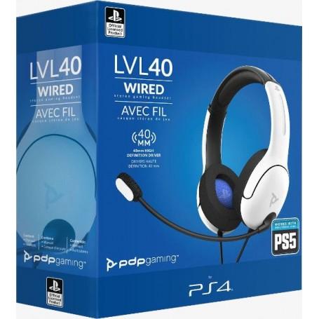 PDP - Gaming LVL40 PS4 y PS5