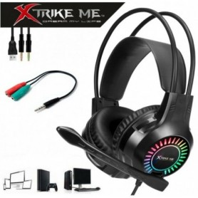 Xtrike Me Gaming Headset Backlit