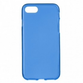 Funda Silicona Simple Azul iPhone SE | iPhone 8 | iPhone 7