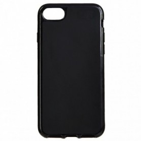 Funda Silicona Simple Negro iPhone SE | iPhone 8 | iPhone 7