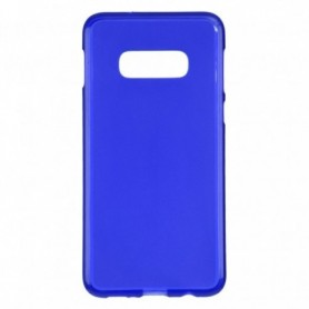Funda Silicona Simple Azul Galaxy S10e