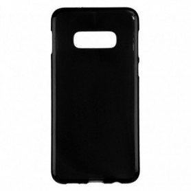 Funda Silicona Simple Negro Galaxy S10e