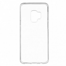 Funda Silicona Simple Transparente Galaxy S9