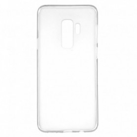 Funda Silicona Simple Transparente Galaxy S9+