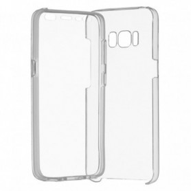 Funda 360 Transparente Galaxy S8