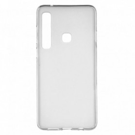 Funda Silicona Simple Transparente Galaxy A9 2018