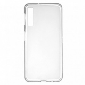 Funda Silicona Simple Transparente Galaxy A7 2018