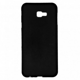 Funda Silicona Simple Negro Galaxy J4+ 2018