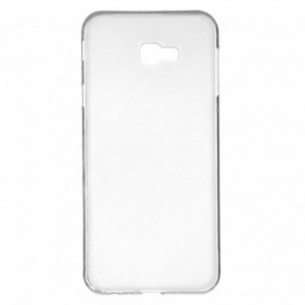 Funda Silicona Simple Transparente Galaxy J4+ 2018