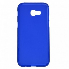 Funda Silicona Simple Azul Galaxy A5 2017