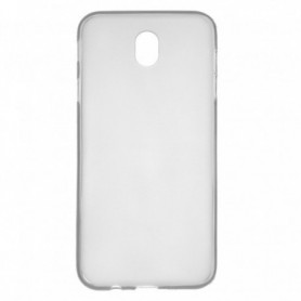 Funda Silicona Simple Transparente Galaxy J7 2017