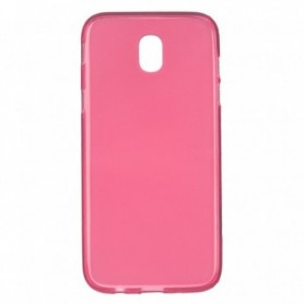 Funda Silicona Simple Rosa Galaxy J5 2017