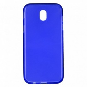 Funda Silicona Simple Azul Galaxy J5 2017