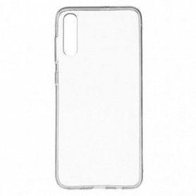 Funda Silicona Simple Transparente Galaxy A70