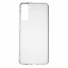 Funda Silicona Simple Transparente Galaxy S21