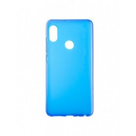 Funda Silicona Simple Azul Xiaomi Mi A2