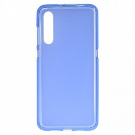Funda Silicona Simple Azul Xiaomi Mi 9
