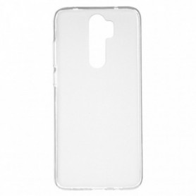 Funda Silicona Simple Transparente Xiaomi Redmi Note 8 Pro