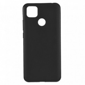 Funda Silicona Simple Negro Xiaomi Redmi 9C