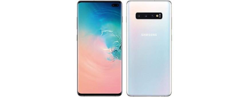 <p>Galaxy S10 | Fundas y protectores de pantalla</p>