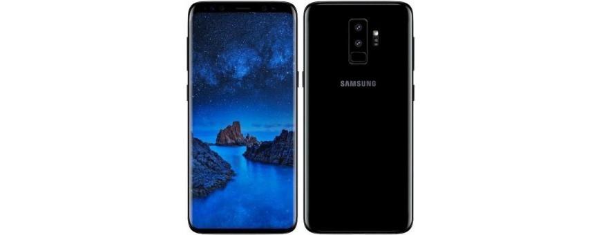 <p>Galaxy S9+ | Fundas y protectores de pantalla</p>