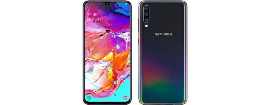 Galaxy A70 | Fundas y protectores de pantalla
