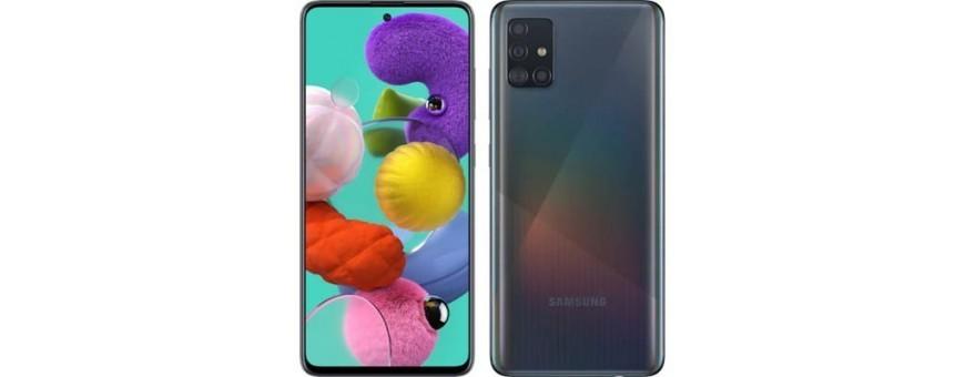 Galaxy A51 | Fundas y protectores de pantalla