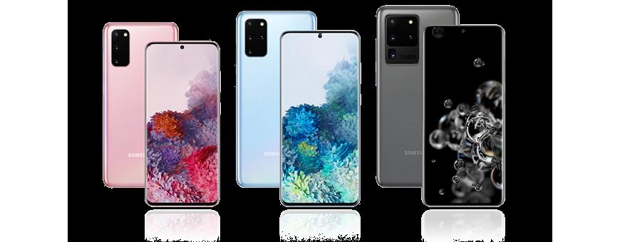 Galaxy S20+   Fundas y protectores de pantalla