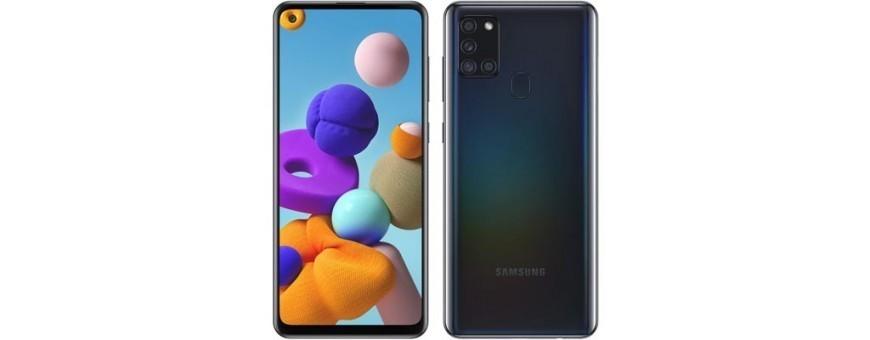 <p>Galaxy A21 | Fundas y protectores de pantalla</p>