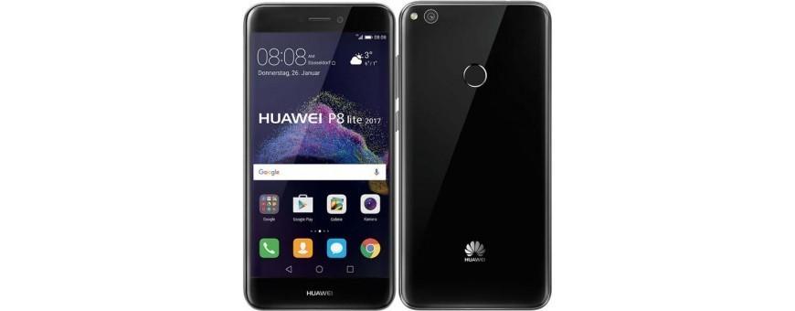 <p>Huawei P8 Lite 2017 - P9 Lite 2019   Fundas y protectores de pantalla</p>