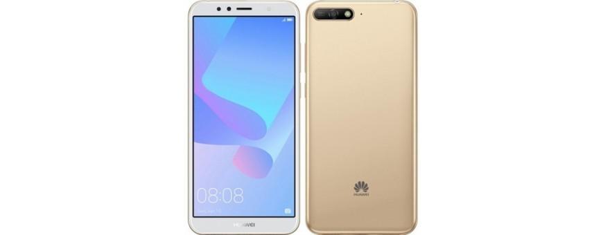 <p>Huawei Y6 2018 | Fundas y protectores de pantalla</p>